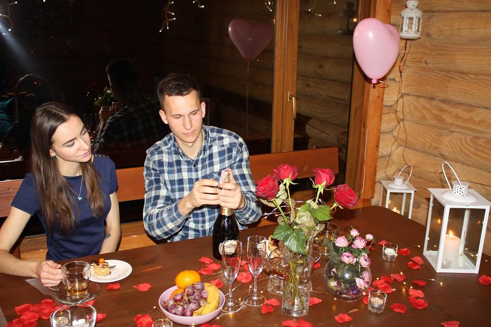 романтический вечер для двоих