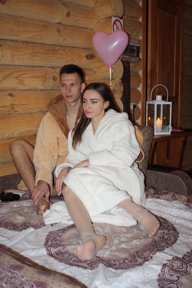 романтическое свидание для двоих киев