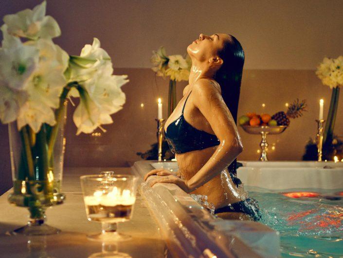Афродита в ванне