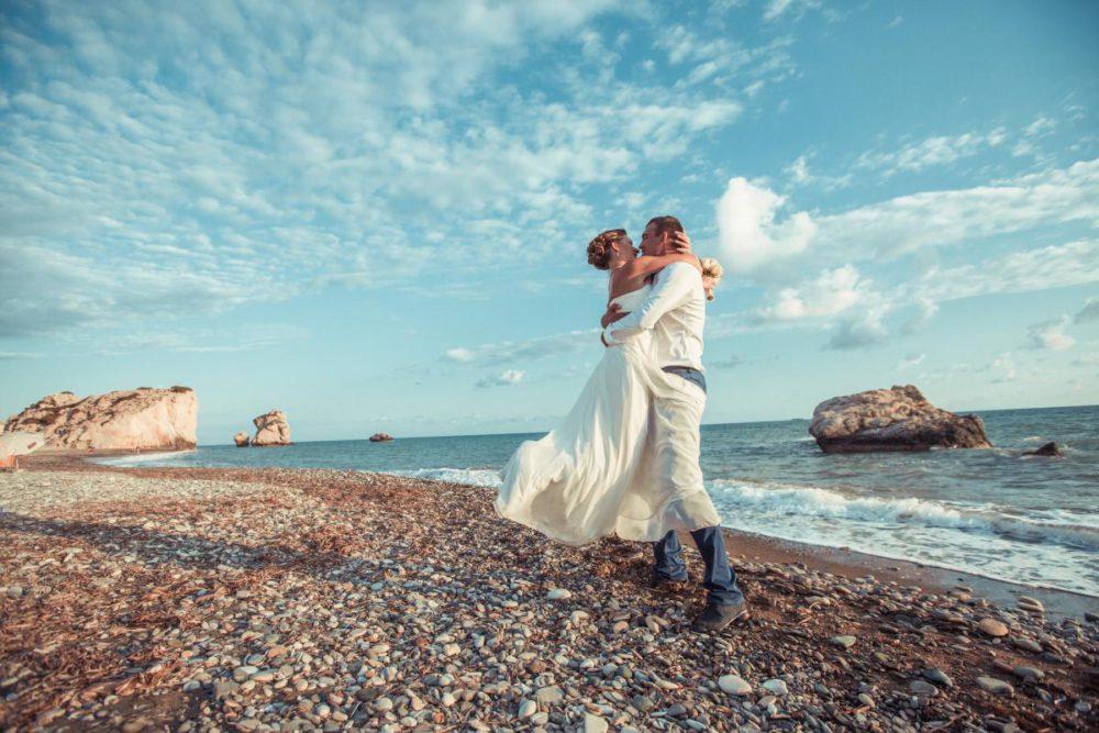 Свадьба возле Купальни Афродиты