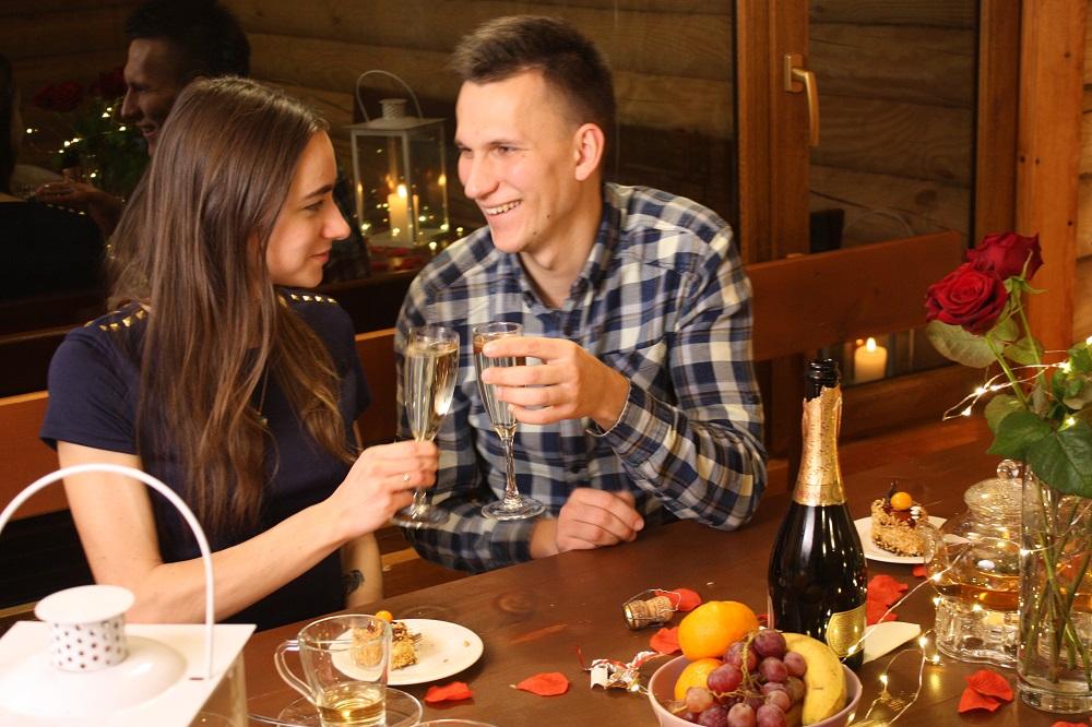 романтический вечер для любимого идеи