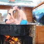 идеи романтического свидания зимой