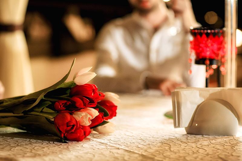 как устроить романтическое свидание девушке