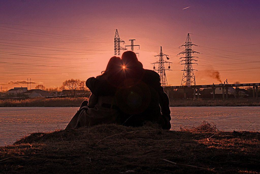 романтика под звездами